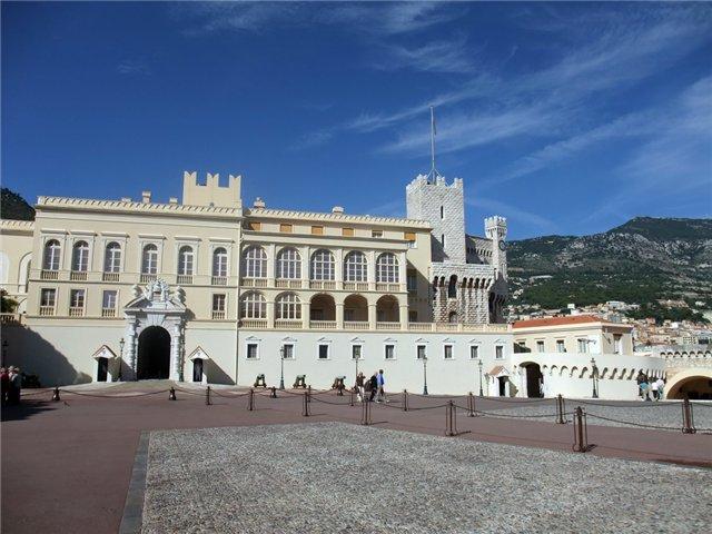Резиденция князей