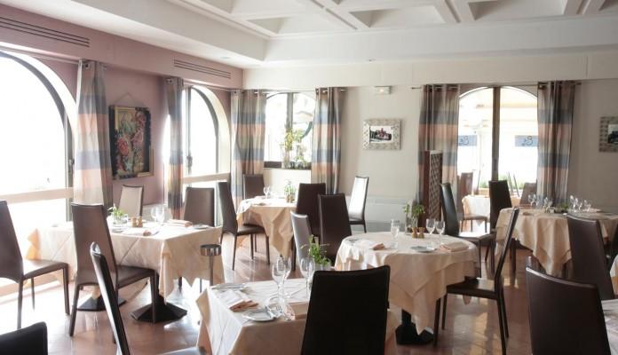Ресторан Le Saint Benoit