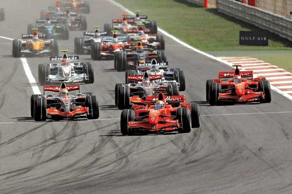 Посмотреть Формулу-1 «Гран-при Монако»