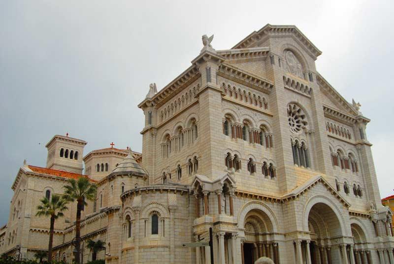 Религия в Монако